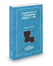 Handbook on Louisiana Family Law, 2021 ed.