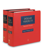 Dollar Verdicts: Personal Injury