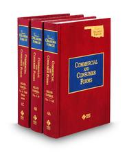 Oklahoma Commercial and Consumer Forms (Vols. 4A, 4B, and 4C, Vernon's Oklahoma Forms 2d)