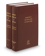 McKinney's® New York Session Law Service, 2016 Annual Bound Books