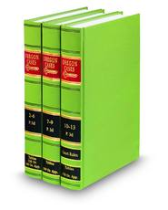 Oregon Cases, 3d
