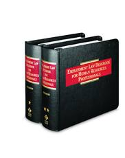 Employment Law Deskbook for Human Resources Professionals