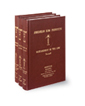 Restatement of the Law (2d) of Contracts—Appendix Vols. 4-12