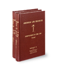 Restatement of the Law (2d) of Judgments, Vols. 1-2