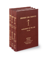 Restatement of the Law (2d) of Judgments, Appendix Vols. 3-6