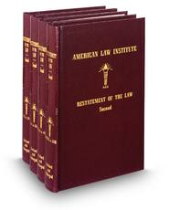 Restatement of the Law (2d) of Torts—Appendix, §§ 1-503 (1964-1994)