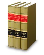 Florida Cases, 2d</I>
