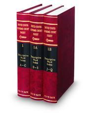 West's® United States Supreme Court Digest (Key Number Digest®)
