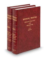 Probate Practice & Procedure, 2d (Vols. 1 and 2, Kentucky Practice Series)