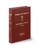 Restatement of the Law (2d) of Torts, Vol. 3 (§§ 504-707A)