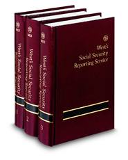 West's® Social Security Reporting Service (SSRS)