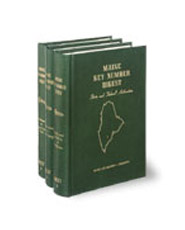 West's® Maine Digest (Key Number Digest®)