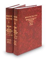 Methods of Practice—Transaction Guide, 4th (Vols. 1 & 1A, Missouri Practice Series)