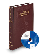 West's® Florida Statutes Annotated (Annotated Statute & Code Series)