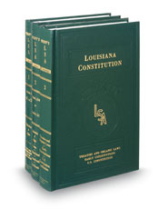West's® Louisiana Statutes Annotated (Annotated Statute & Code Series)