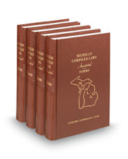 Michigan Compiled Laws Annotated (Annotated Statute & Code Series)