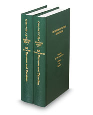 Oklahoma Statutes Annotated (Annotated Statute & Code Series)