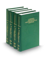 Purdon's Pennsylvania Statutes and Consolidated Statutes Annotated (Annotated Statute & Code Series)
