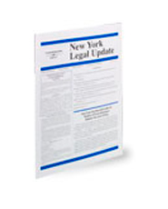 West's® New York Legal Update
