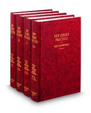 Skills and Methods, Revised 3d (Vols. 19, 20, 21, and 21a, New Jersey Practice Series)