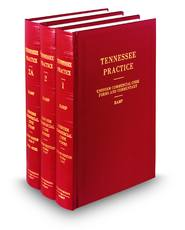Uniform Commercial Code Forms, 2d (Vols. 1-2A, Tennessee Practice Series)