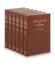 Cover Federal Practice & Procedure