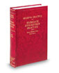 Marriage Dissolution Practice (Vol. 3, Arizona Practice Series)
