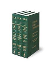 Criminal Law and Procedure (Vols. 10-11, Uniform Laws Annotated)