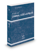 Federal Criminal Code and Rules, 2017 revised ed.