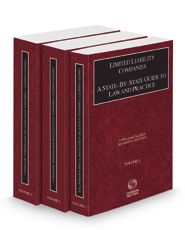 Limited Liability Companies: A State-by-State Guide to Law and Practice, 2021 ed.