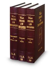 West's® Indiana Law Encyclopedia