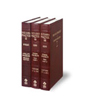 Procedural Forms with Practice Commentary, 3d (Vols. 9-11, Indiana Practice Series)