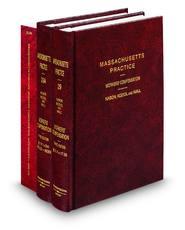 Workers' Compensation, 3d (Vol. 29-29B, Massachusetts Practice Series)