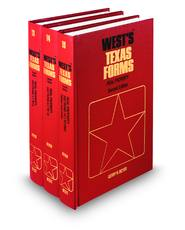 Real Property (Vols. 13, 14, & 15, West's® Texas Forms)