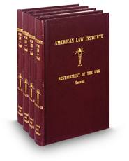 Restatement of the Law (2d) of Contracts—Vols. 1-3