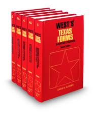 Business Litigation, 2d (Vols. 3-5, West's® Texas Forms)