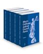 West's® California Judicial Council Forms, 2021-2 ed.