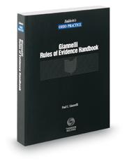Rules of Evidence Handbook, 2018 ed. Baldwin's Ohio Practice