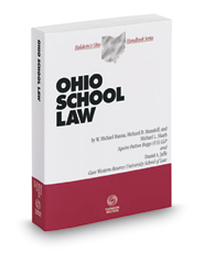 Ohio School Law, 2019-2020 ed. (Baldwin's Ohio Handbook Series)