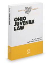 Ohio Juvenile Law, 2016 ed. (Baldwin's Ohio Handbook Series)