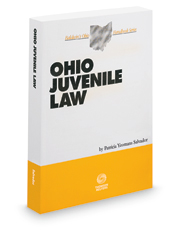 Ohio Juvenile Law, 2020 ed. (Baldwin's Ohio Handbook Series)