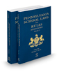 Pennsylvania School Laws & Rules Annotated, 2016-2017 ed.