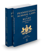 Pennsylvania School Laws & Rules Annotated, 2019-2020 ed.