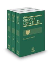Baldwin's Ohio Tax Law and Rules, 2016 ed.