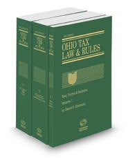 Baldwin's Ohio Tax Law and Rules, 2020 ed.