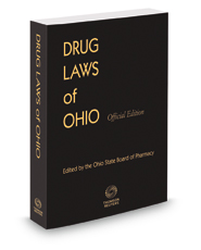 Drug Laws of Ohio, 2018 ed.