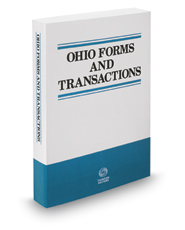 Ohio Forms and Transactions, 2017-2018 ed.