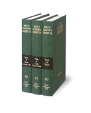 West's® Alabama Digest®, 2d (Key Number Digest®)
