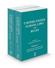 United States School Laws and Rules, 2016 ed.