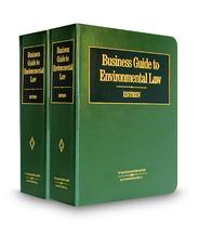 Business Guide to Environmental Law